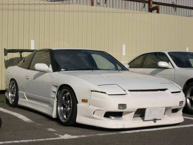 Customised 180SX