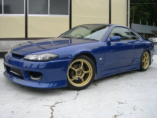 Japanese spec S15 Silvia