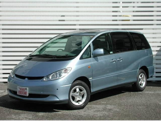 Toyota Alphard Hybrid Estima