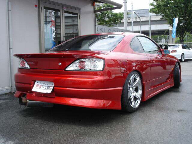 S15 JapaneseTuner Silvia