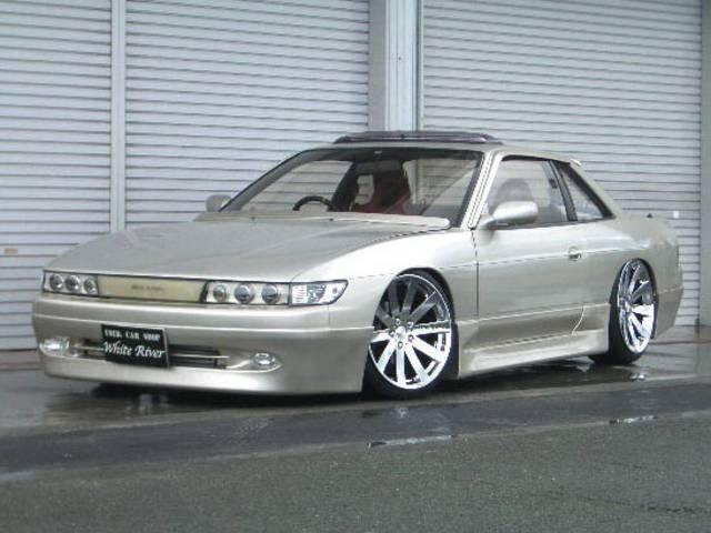 Custom S13 Silvia
