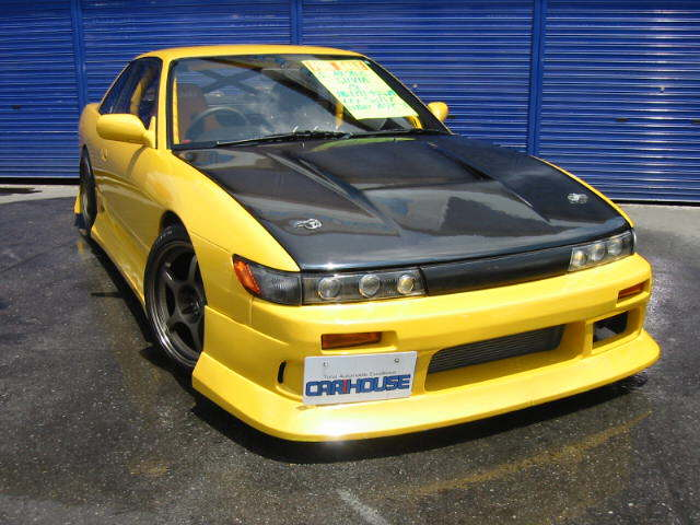 Japanese Drift Spec S13 Silvia