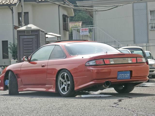 Tuned S14 Silvia