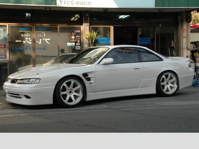 Japanese tuner S14 Silvia