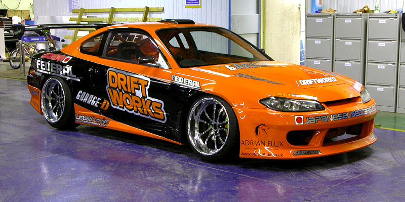 Japaneseusedcars.com Drift car