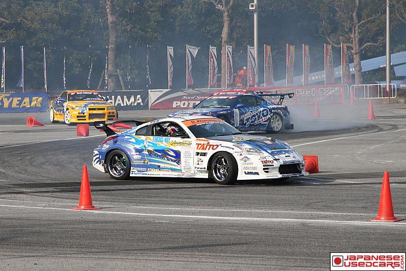 Tokyo Auto Salon Drift Demo Jdm Imports