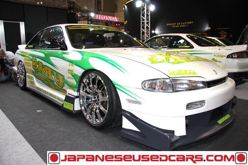 Tokyo auto salon 2008 close to 1 000 pics for 2006 tokyo auto salon