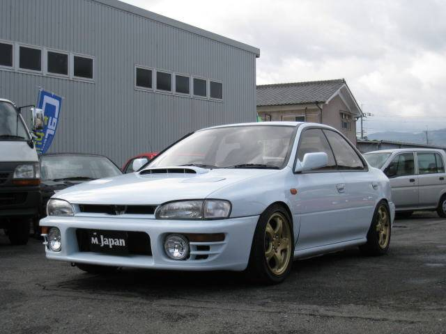 To view all the Japanese used Subaru Impreza WRX we have ...