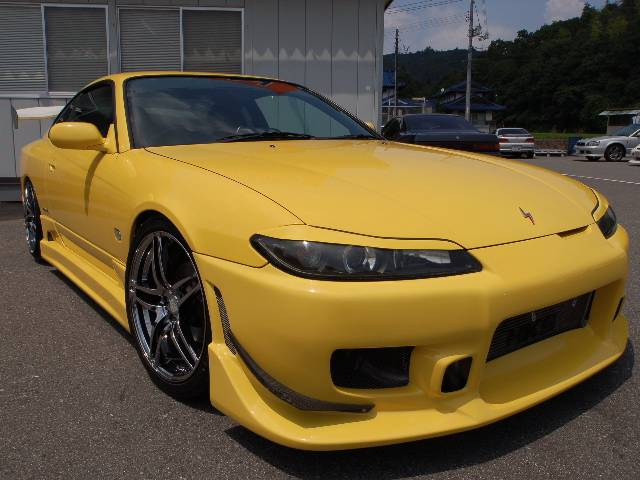 Japanese Custom S15 Silvia